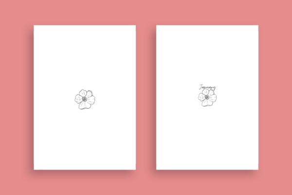 printable brain dump pages
